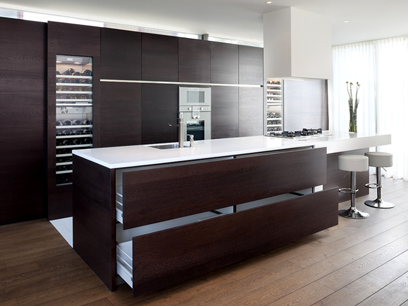 Luxe keuken op maat - Moderne luxe keuken ...