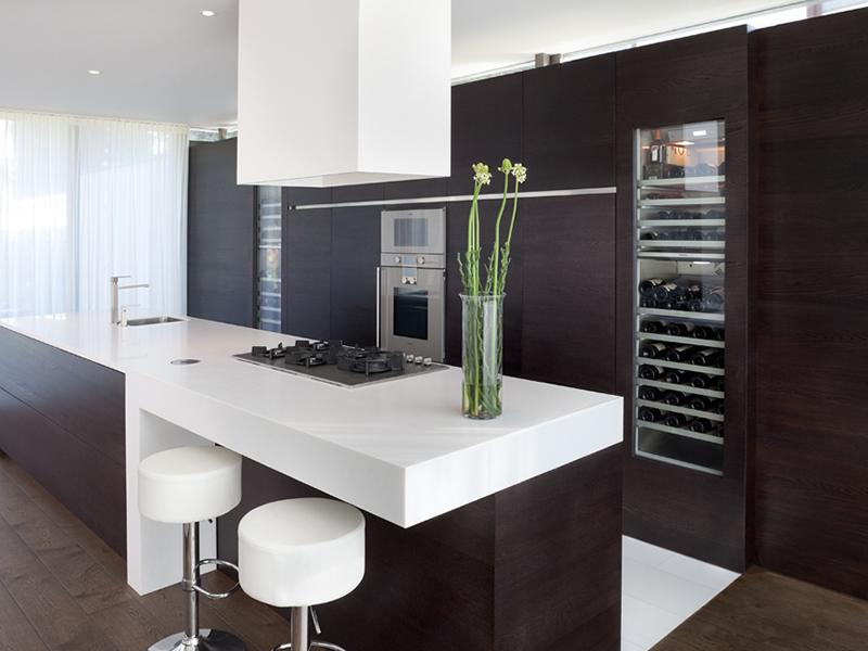 Moderne Luxe Keukens Op Maat