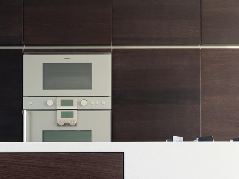 Moderne Keukens Inbouwapparatuur : Inbouwapparatuur Gaggenau inclusief ...